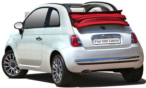 Fiat 500 Descapotable